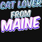 Dog Lover From Maine by KaylinArt