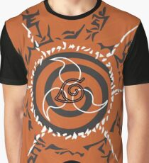Sceau Naruto Graphic T-Shirt
