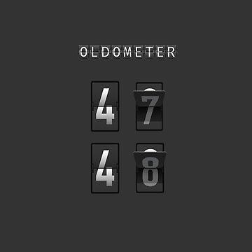 Oldometer 47 / 48 by hypnotzd