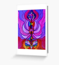 [Frequency Healing] Divine Feminine Activation Greeting Card