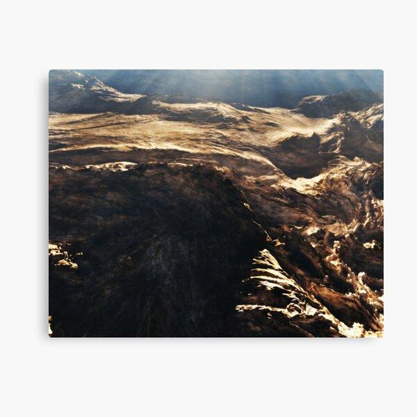 Strange Attractor Canvas Print
