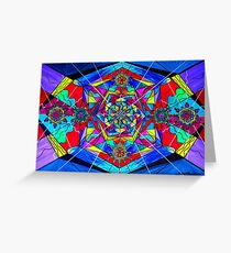[Frequency Healing] Gratitude Greeting Card