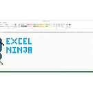 Excel Ninja (Blue) by ChroniclersNote