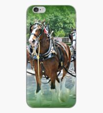 Clydesdales iPhone Case