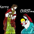 A CHRISTMAS BIRTH-DAY by Heather Friedman