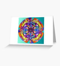 [Frequency Healing] Synchronicity Greeting Card