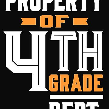 Property of 4th Grade by cidolopez
