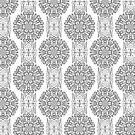 Damask pattern 22 by fuzzyfox