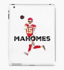 Mahomes Kansas City Art iPad Case/Skin
