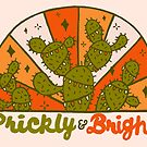 Prickly and Bright by doodlebymeg