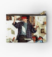 Harry & the Letters. Zipper Pouch