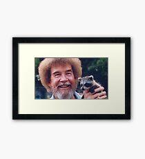 Bob Ross Framed Print