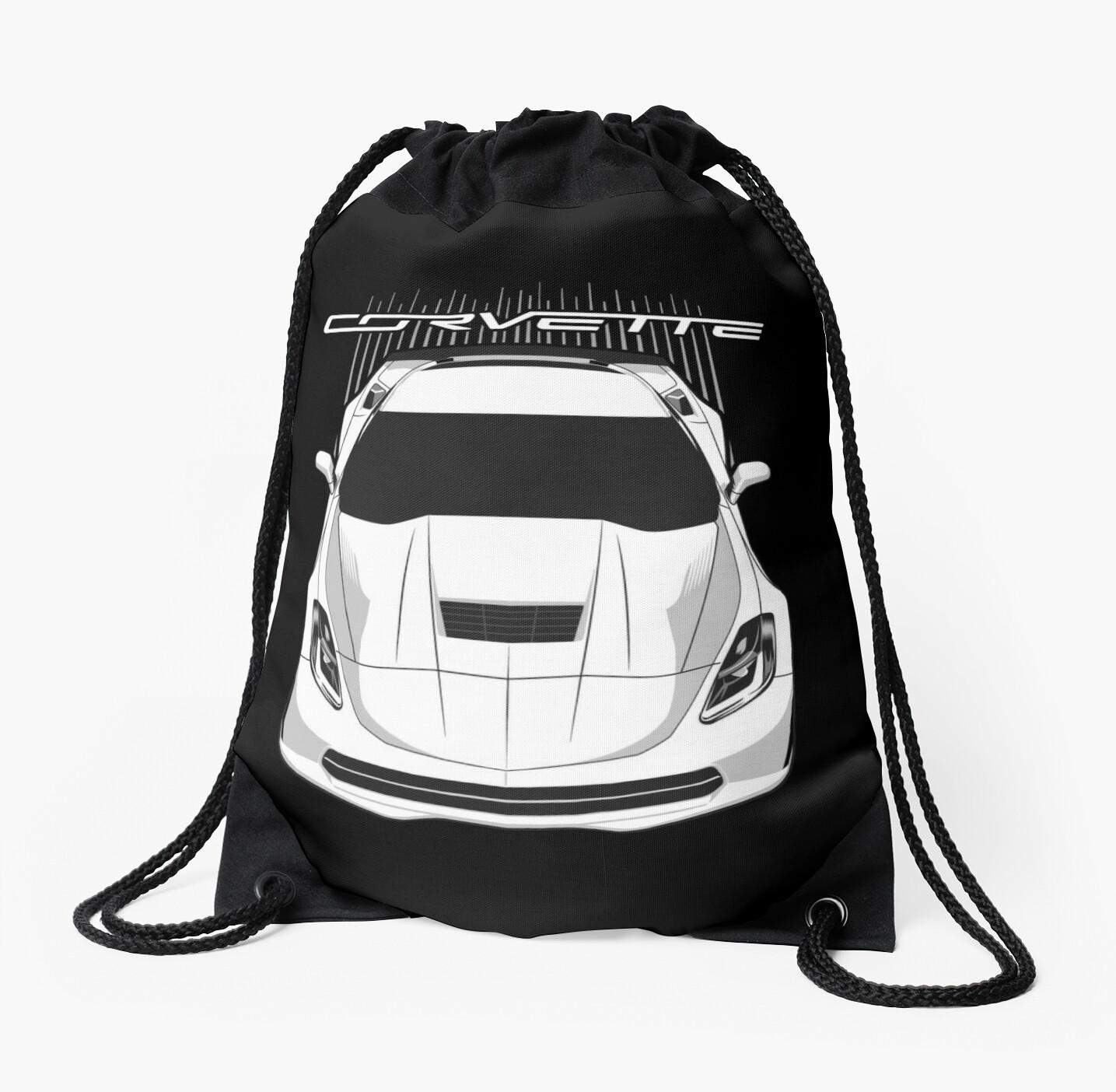 Corvette C7 Stingray - White by V8social