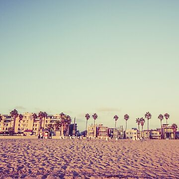 Venice Beach by CaliforniaPhoto