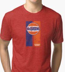 McQueens Speed Shop Tri-blend T-Shirt