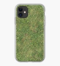Freshly Mown Grass iPhone Case