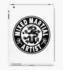 Mixed Martial Artist iPad Case/Skin