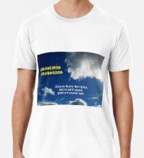 Für alle meine RedBubble-Freunde - Weihnachtssegen Premium T-Shirt