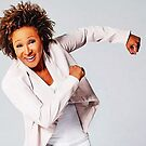 Wanda Sykes [Oil Pant] by #PoptART products from Poptart.me