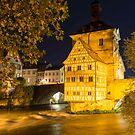 Altes Rathaus, Bamberg, Germany by Michael Dietrich