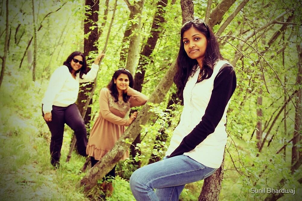 Friends !!! by Sunil Bhardwaj