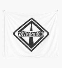 Powerstroke Ford Wall Tapestry