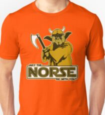 May The Norse Be With You Unisex T-Shirt