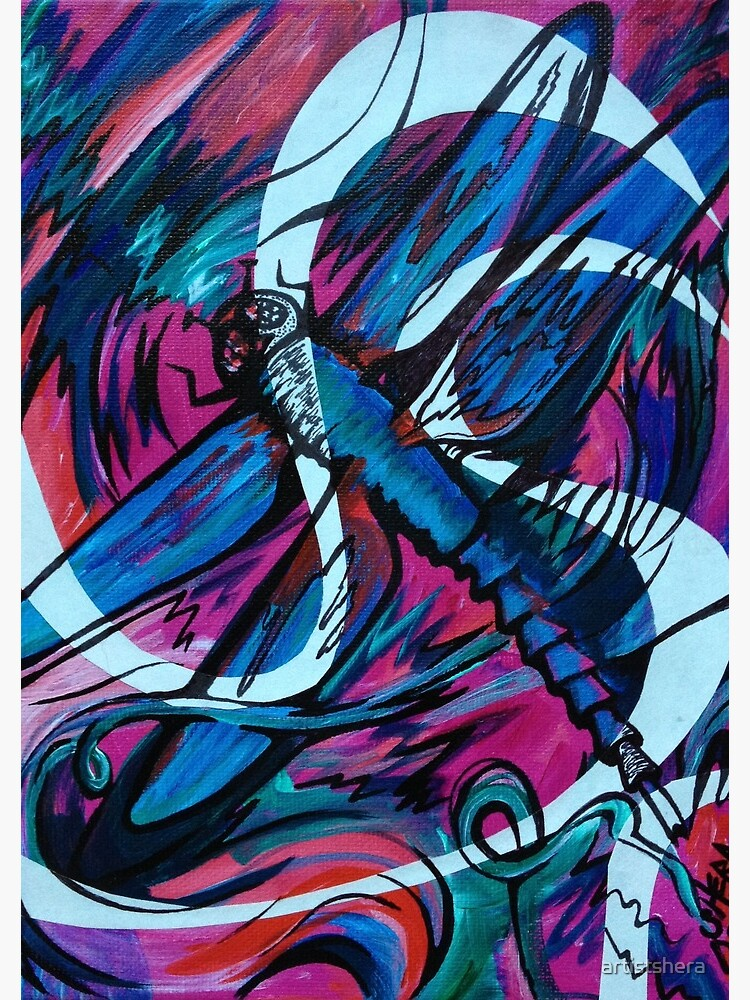 Dragonfly Dance by artistshera