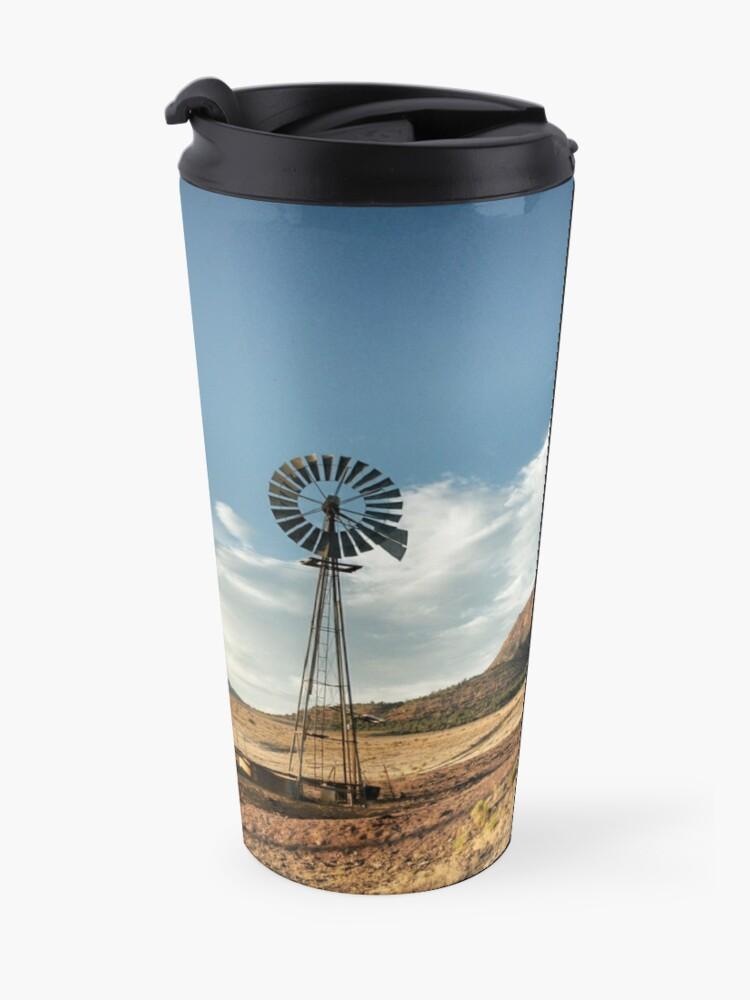 Alternate view of Deserted Travel Mug