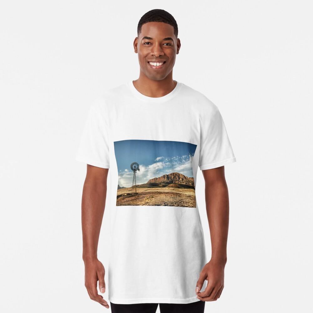 Deserted Long T-Shirt