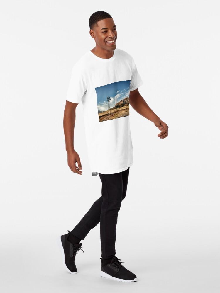 Alternate view of Deserted Long T-Shirt