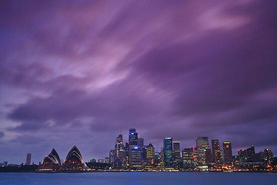 Sydney CBD General View by Anton Gorlin