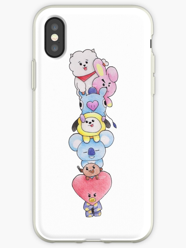 bts coque iphone xr