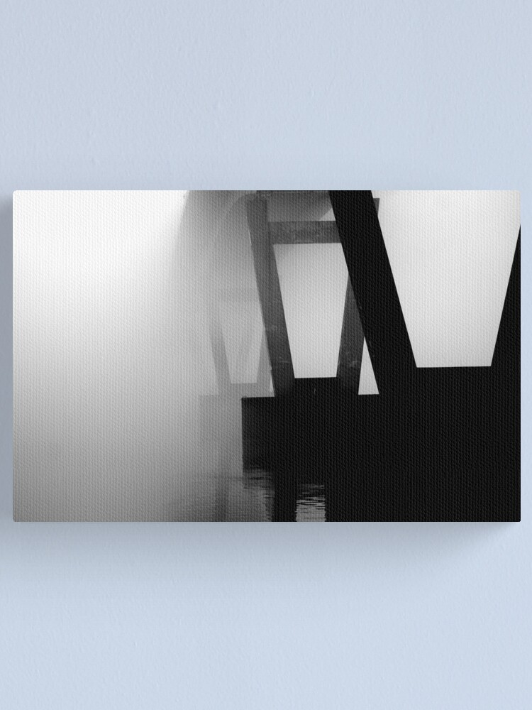 Alternate view of Vanish  Canvas Print
