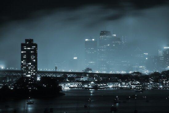 The Mist by Anton Gorlin