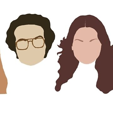That 70s Show (faceless) Cast by KangarooZach41