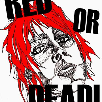 RED or DEAD by LeedenMoon