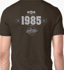 Born in 1985 (Light&Darkgrey) T-Shirt