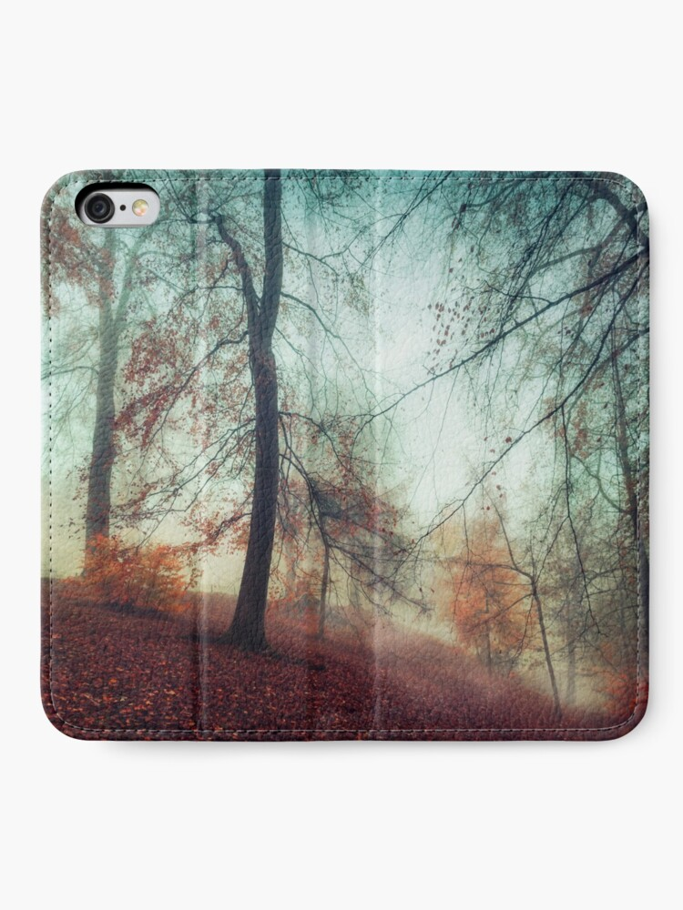 Alternate view of Fall Feeling - Colourful Autumn Impression iPhone Wallet