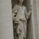 Trevi Fountain, Rome - detail by BronReid