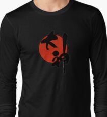 Okami Logo Long Sleeve T-Shirt