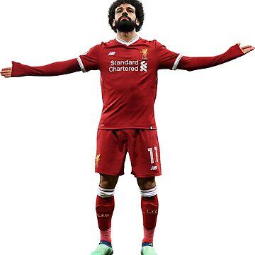 Mohamed Salah ® Merch | Salah phone case by Halla-Merch