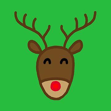 Rudolf by Celesten