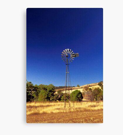 Farm Windmill  Canvas Print