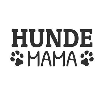 Best Dogs Mum of the World! Dog Mummy Dog Trainer by Team150Designz