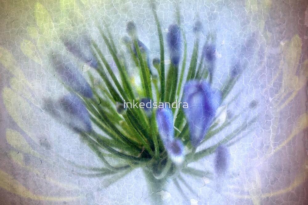 Love is blue by inkedsandra