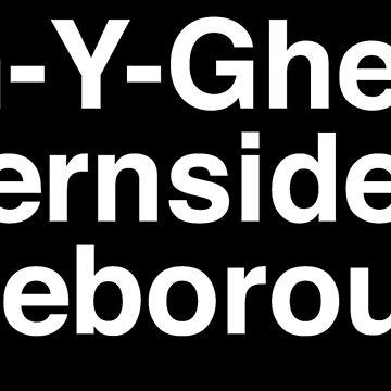 Three Peaks: Pen-Y-Ghent and Whernside and Ingleborough by eldram