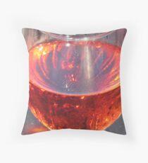 Wine Wonders Throw Pillow