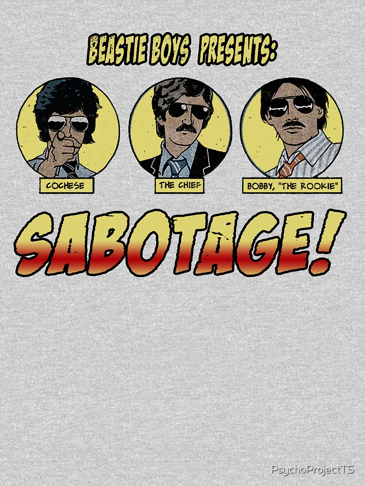Sabotage by PsychoProjectTS
