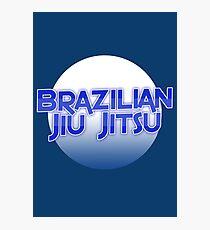 Brazilian Jiu Jitsu Photographic Print